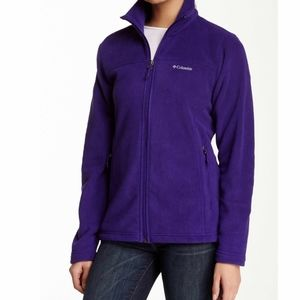 NWT Columbia Fleece Jacket